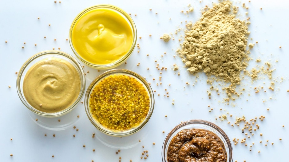 Dry Mustard vs. Mustard Powder vs. Mustard