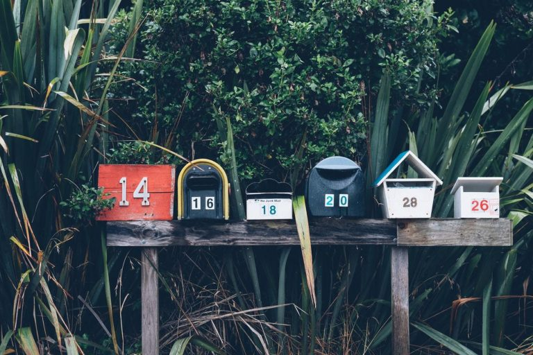 Mailbox Installation: Height, Distance, and Other Requirements for Installing a Mailbox